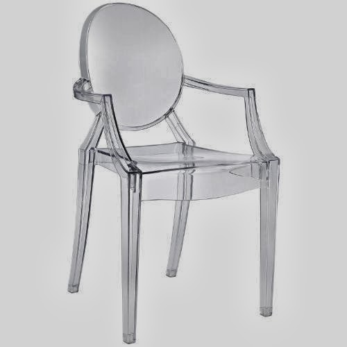 lexmod philippe starck style louis ghost chair 10 seat dinning table reviews. Black Bedroom Furniture Sets. Home Design Ideas